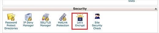 CPanel'den ücretsiz SSL sertifikası etkinleştir