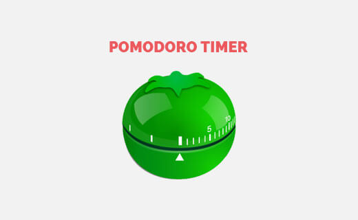 Pomodoro Zamanlayıcı