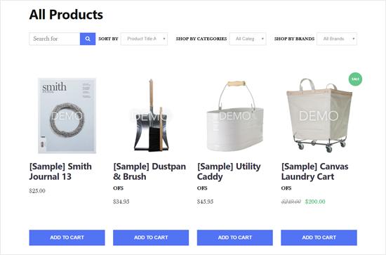 BigCommerce ile WordPress Alışveriş Sepeti