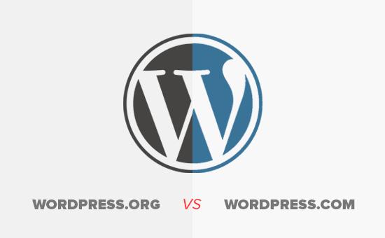 Kendini barındırılan WordPress.org vs ücretsiz WordPress.com