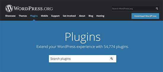 Çok sayıda ücretsiz WordPress teması ve eklentisi