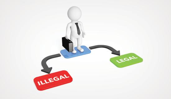 Yasal sorunlar