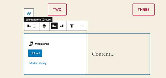 WordPress 5.5'te blokları taşıma