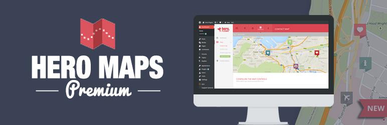 En İyi Haritalama Eklentileri: Hero Maps Premium Eklentisi