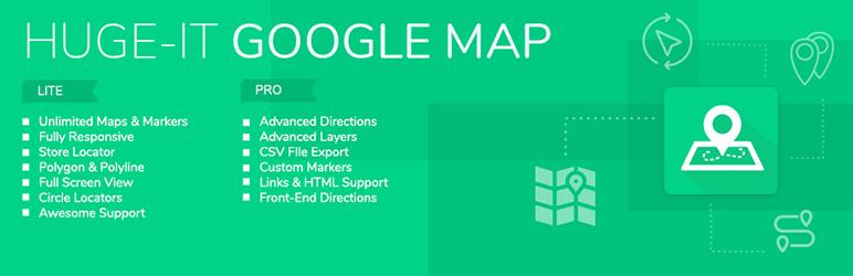En İyi Haritalama Eklentileri: Google Maps Builder Ücretsiz Eklenti
