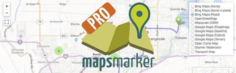 En İyi Haritalama Eklentileri: MapsMarker Pro