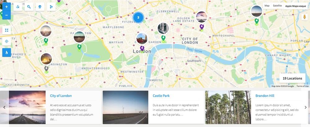 En İyi Eşleme Eklentileri: ProgressMap