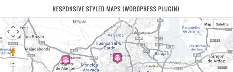 En İyi Haritalama Eklentileri: Duyarlı Google Haritalar