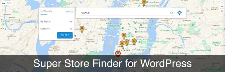En İyi Eşleme Eklentileri: Super Store Finder Premium Eklentisi