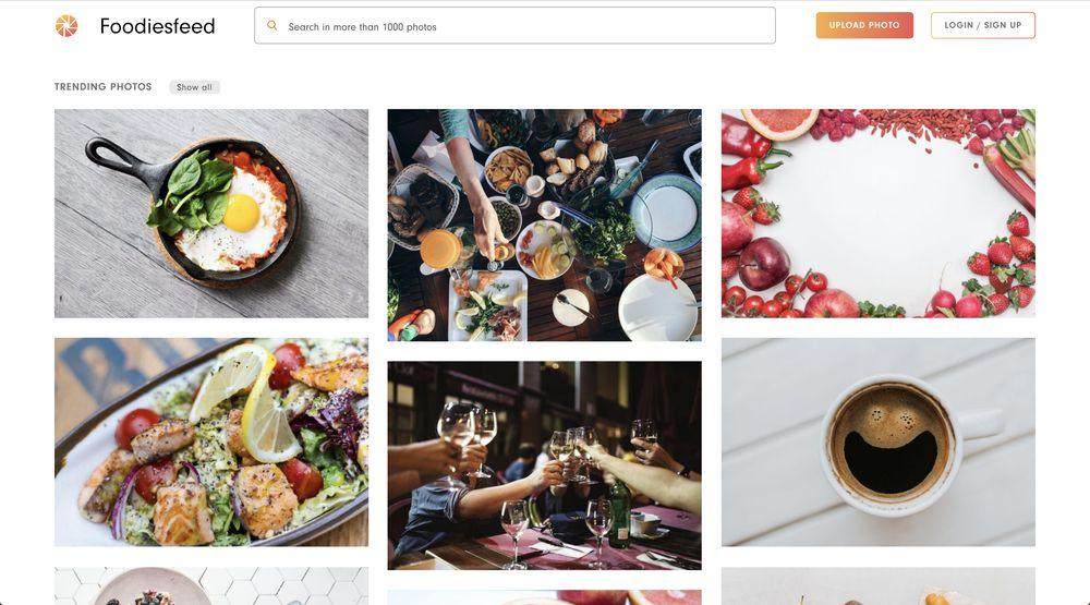 foodiesfeed High-Reslution Ücretsiz Stok Fotoğraflar wpexplorer