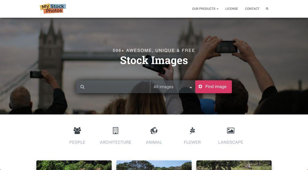 mystockphotos Ücretsiz yüksek çözünürlüklü stok fotoğraflar wpexplorer