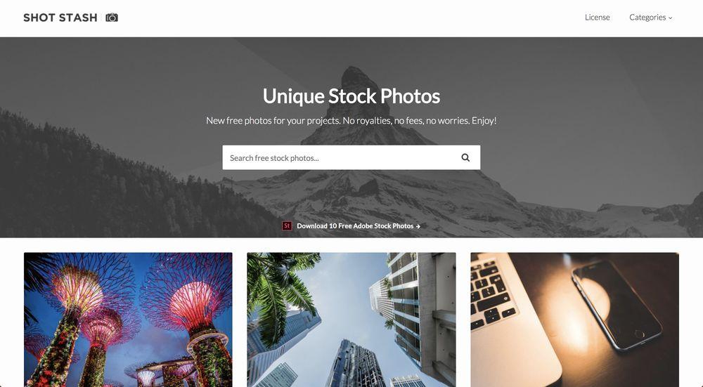 shotstash ücretsiz yüksek çözünürlüklü stok fotoğraflar wpexplorer