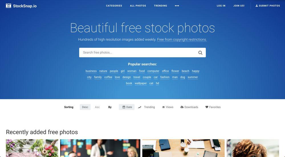 stocksnap.io Ücretsiz Yüksek Çözünürlüklü Hazır Fotoğraflar wpexplorer