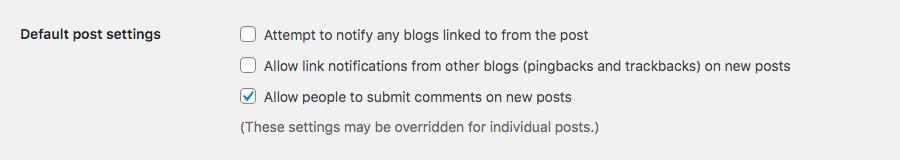 WordPress Yorum Moderasyonu: Geri İzlemeler ve Geri Bildirimler