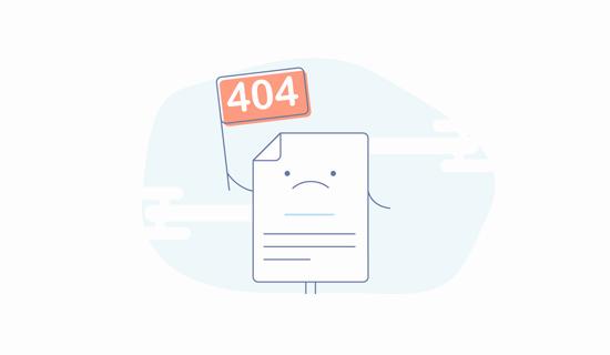 404 hatalarını düzeltin