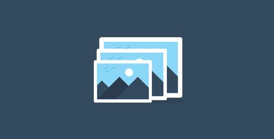 Görüntüleri ve medya kitaplığını optimize edin