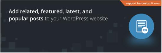 wordpress için alakalı popüler gönderi eklentisi