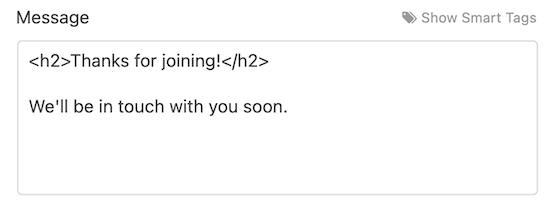 Özel e-posta mesajı