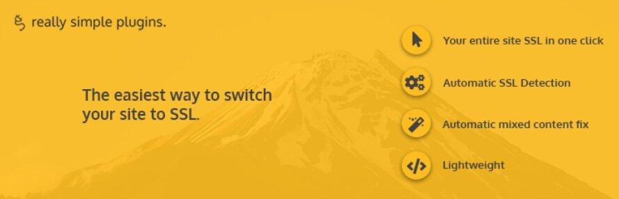 Really Simple SSL eklentisi